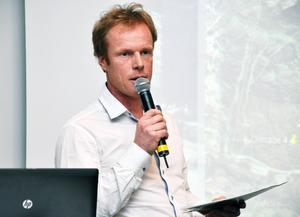 Björn Dählie hade tidigare byggplaner i Rödkullen – planer som fick stark kritik. Nu vill han bygga lägenheter i centrala Åre.