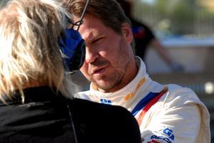 Tomas Engström, femma i år, kan ha gjort sitt i STCC. Efter fusionen med TTA står det klart att hans Honda inte passar in i det nya reglementet.