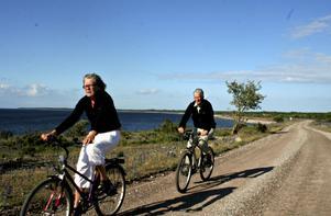 Vackra cykelturer längs nordvästra kusten.