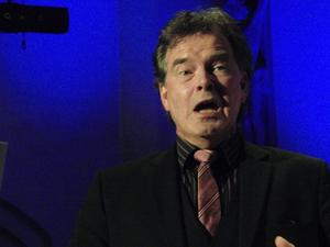 Varm, uttrycksfull baryton: Olle Persson.