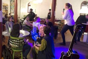 Ungdomarnas mötesplats i Sundsvall, Unga magasinet fyller fem år.