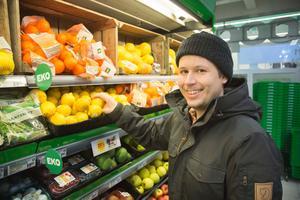 """""""För mig är ekologisk mat viktig eftersom jag har barn som jag vill ska  äta. """" 373a455eeb590"""