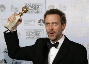 Hugh Laurie, mer känd som