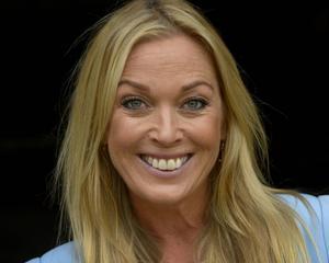 Linda Lindorff är programledare för