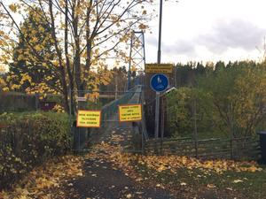 Efter att ha varit stängd sedan tidigt i vintras, ser det ut som bron i Saltvik åter kan öppnas inom någon månad.