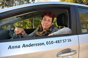 Anna Andersson är arbetsförmedlingens jobbsökare i Västernorrland.