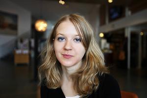 Johanna Lindhe Hagdahl, 14 år, Falun.
