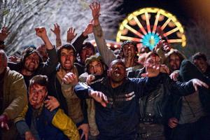"""Zombierna har tagit över i """"Zombieland"""", även på nöjesfälten.Foto: Columbia PicturesPhotography by: Glen Wilson"""