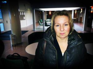 Maria Lundqvist Persson är änka efter Lars Persson. Det är viktigt för henne att få upprättelse.