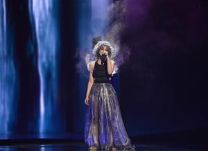 Schweiz Rykka framför bidraget The Last Of Our Kind.
