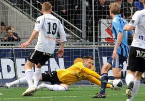 ÖSK:s John Alvbåge missar cupmatchen mot Mjällby.