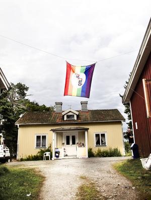 I år arrangeras GayCamp på Vadtorp Kursgård i Söderhamn.