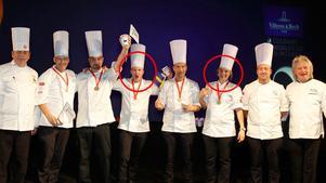 Niklas Edgren och Anna Lövgren har precis blivit världsmästare i en av världens största mattävlingar.