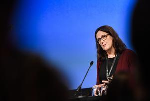 Cecilia Malmström, EU:s handelskommissionär. Foto: Pontus Lundahl/TT