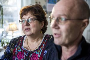 Ulrika och Hans Frisk vägrar ge upp kampen mot cancern.
