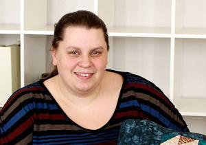 Gisela Nilsson gillar lappteknik och att kvilta.