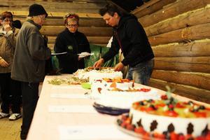 Juryn, med Lisa Fellman, Laila Westling och Per-Anton Ångman tog sitt arbete på stort allvar.