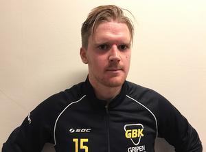 Linus Rönnqvist.