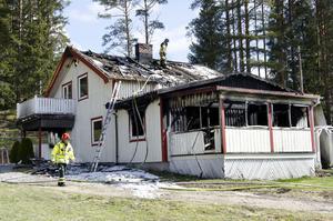 En brand den 13 maj i Kubbe utanför Örnsköldsvik gjorde att huset inte gick att rädda. Räddningstjänsten bevakade branden i 12 timmar och 20 minuter. Det var räddningstjänstens näst största insats under 2012.