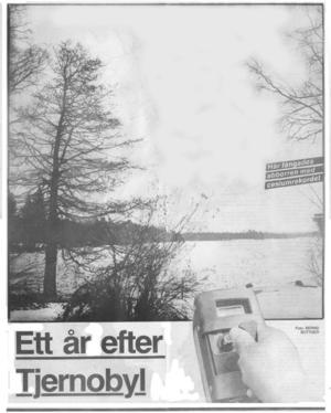 Arbetarbladet, 25 april 1987.