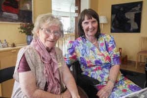 Eivor Andersson och Gudrun Ekholm har funnit varandra efter 50 år isär.