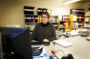 Monica Westberg är rådgivare vid Nyföretagarcentrum i Örnsköldsvik.