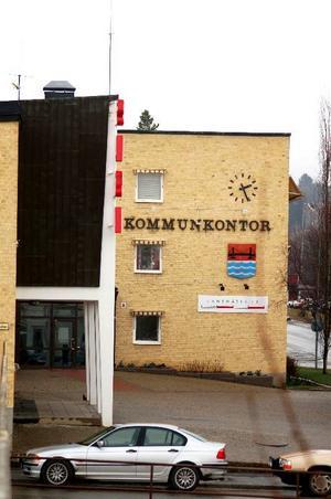 2 000 anställda  i Strömsunds kommun fick i går ingen lön. Felet var inte lönekontorets utan det var Swedbank som hade problem med sitt datasystem.Foto: Jonas Ottosson