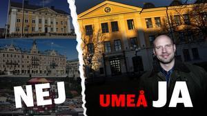 Umeå får ja av norrlänningarna – det är staden man vill se som residensstad enligt en stor opinionsundersökning. Härnösand, Sundsvall och Örnsköldsvik får nej.