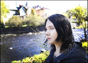 Johanna Hedberg, i dag 20 år, minns hur hon för sex år sedan kämpade för sitt liv i Gavleån.