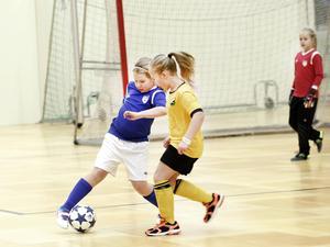 Nu är det dags för Göransson Cup igen. Ungdomsturneringen slår nya rekord i Sandviken. Här är en bild från fjolårets spel.