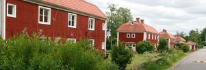 Husen vid Varghedsvägen i Kolsva får ny ägare. Foto: Ulf Eneroth