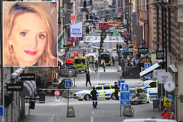 Mamman till mordade 15 aringen om attentatet