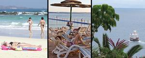 Fuerteventura, Hurghada och Madeira, tre nya resmål från Örebro i vinter.