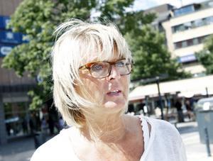 Turisten Ann-Sofie Johansson var tagen efter den tio minuter långa dansen på Stortorget. – Helt fantastiskt! Det är jättebra att stan har sånt här, det förhöjer verkligen kvalitén, säger hon