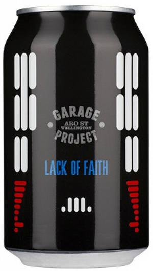 Garage Project Lack of Faith.