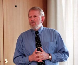 Stig Källgren och Håkan Vestlund var nära vänner.
