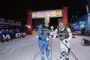 Daniel Nordebo och Simon Hallström.