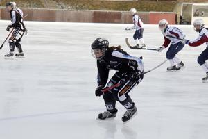 Olga Bogdanova gjorde ledningsmålet mot Nässjö.