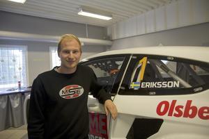 Kevin Eriksson ser fram emot att vinna RallyX Nordic. Därefter kommer han att följa lillebrorsans Olivers jakt på mästartiteln i GRC:s litesklass.