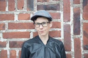 Stina Oscarson är med och firar ATR:s 40-årsdag.