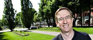 Lennart Sjögren (KD) har inte så mycket att glädjas över framöver.