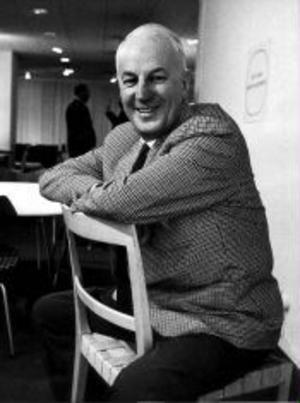 Bruno Mathsson: klassisk formgivare.