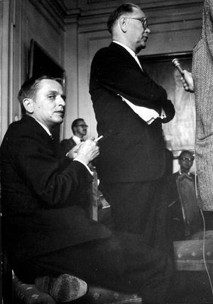 Politik är att vilja, sa Olof Palme i Blå hallen, Stockholm den 12 maj 1964. Dagens debattör, Joakim Andersson, undrar om socialdemokratin verkligen vill?