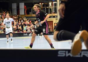 Alexander Galante Carlström har inget nytt kontrakt på gång med IBF Falun för tillfället.