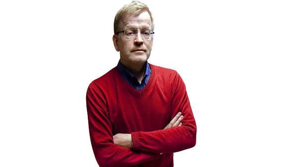 Trafik & Motor-krönikör Ola Thelberg.