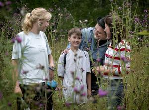 Filmdebut. För snart elvaårige Jesper Åkerstedt blev det ett händelserikt avslut på sommarlovet när han tilldelades den centrala rollen i Elin Bromans barnfilm. Foto:Peter Ohlsson