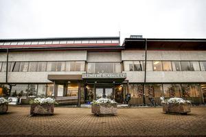 Kommunhuset i Sveg. Arkivbild.