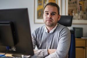 Omsorgschefen Mikael Björk tycker det finns mycket att ta tag framöver inom omsorgsförvaltningens område.