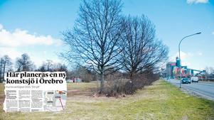 NA berättade 3 maj att Åbyparken kan bli platsen för en ny badsjö.