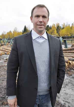 Anders Blomberg, näringslivschef SUAB.